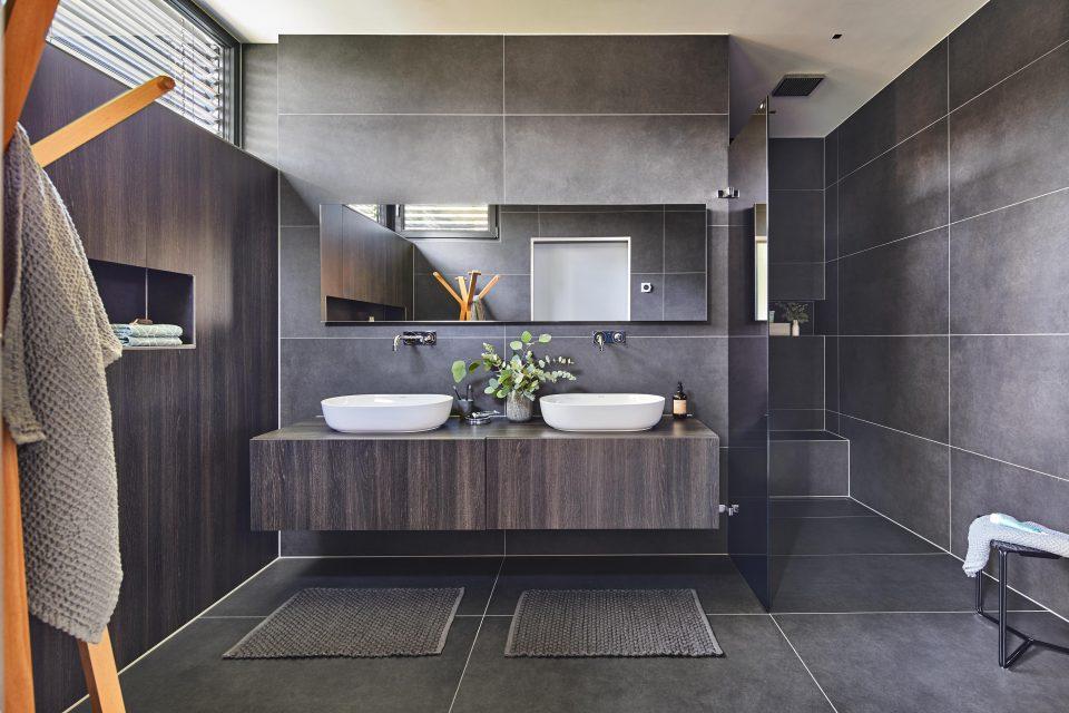 Barrier-free bathrooms
