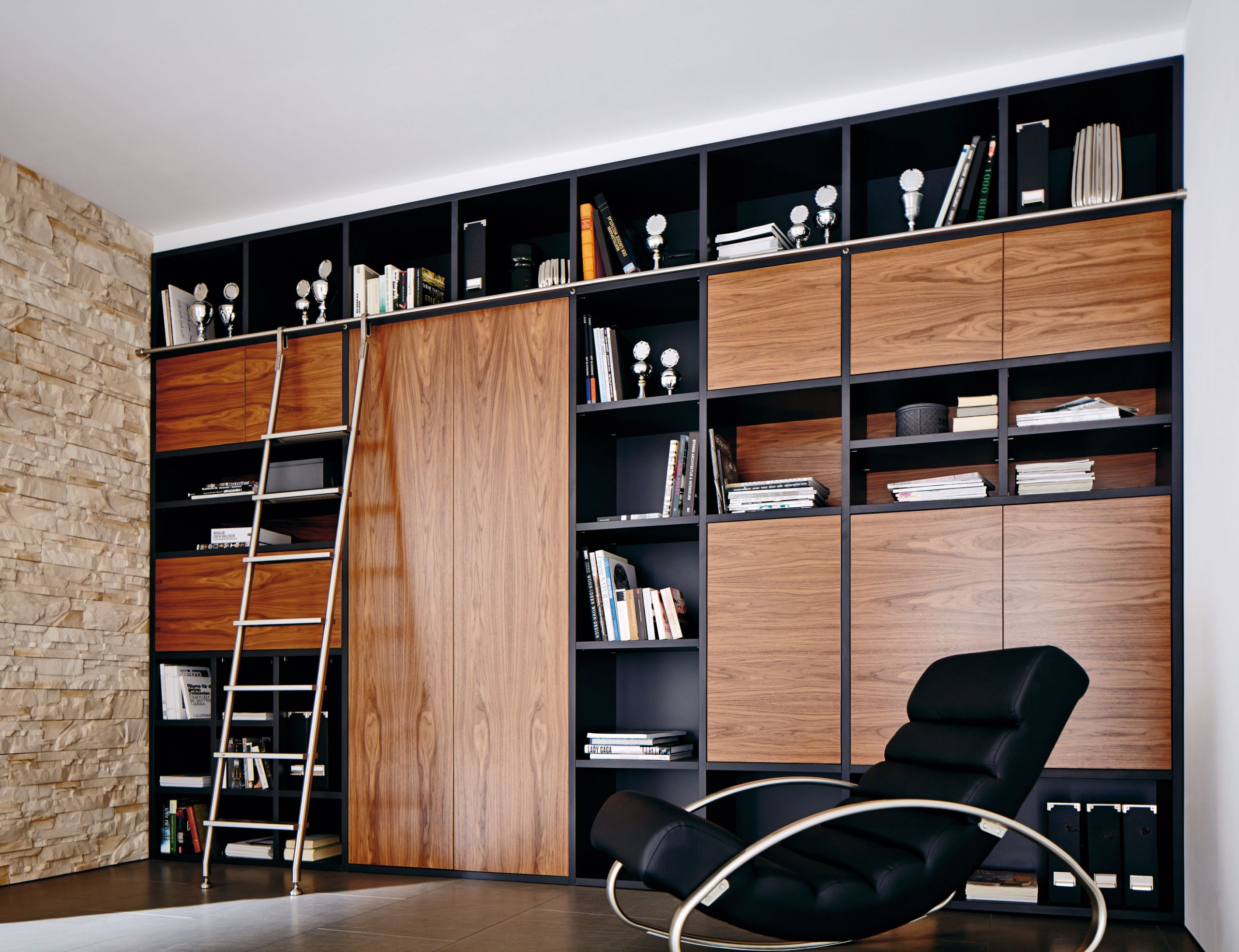 Valuable shelving systems provide perfect storage space